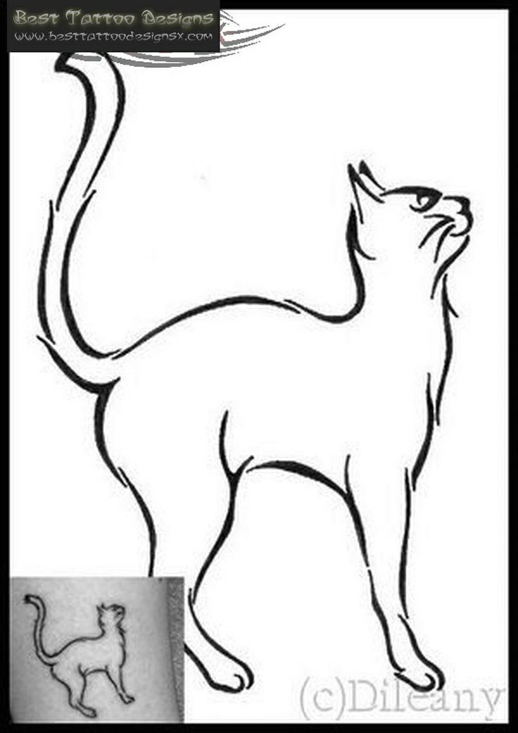 Line Drawing Cat Tattoo : Best images about tats on pinterest zelda simple