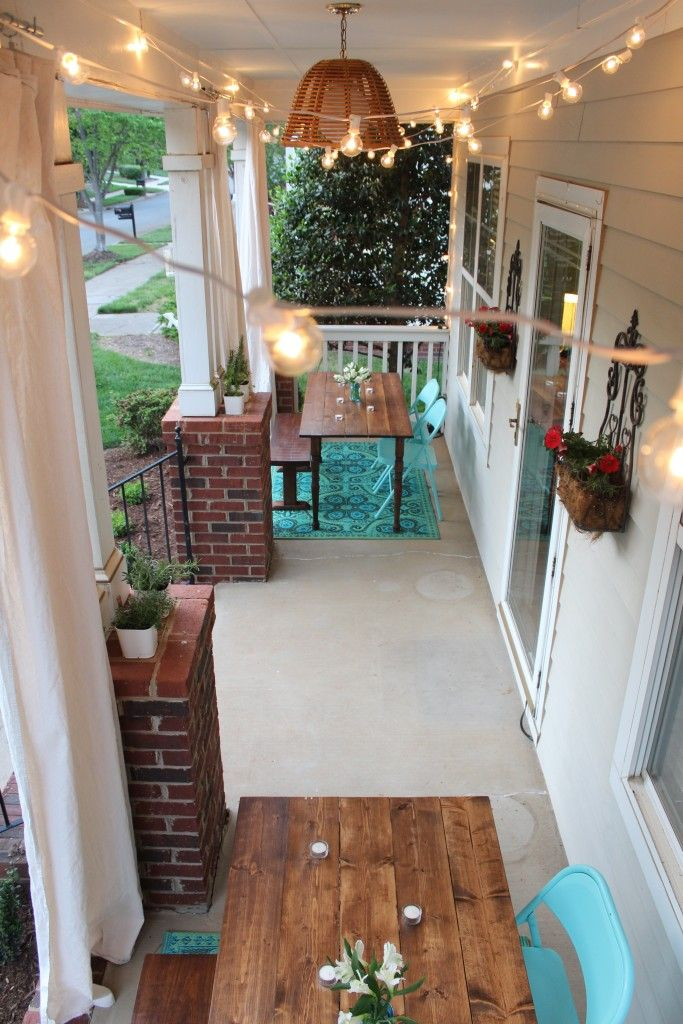 17 Best images about Front Porch Party on Pinterest Papasan chair, Planters and Front porches
