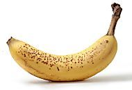 8 cose che ti accadono, quando mangi le banane con le macchie nere