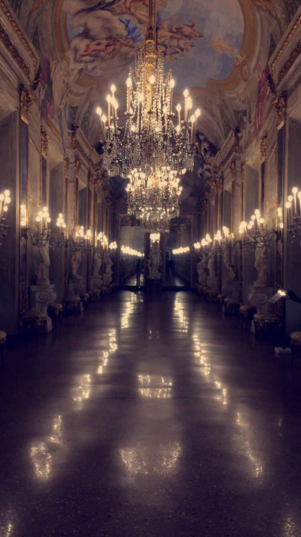 gangen i slottet