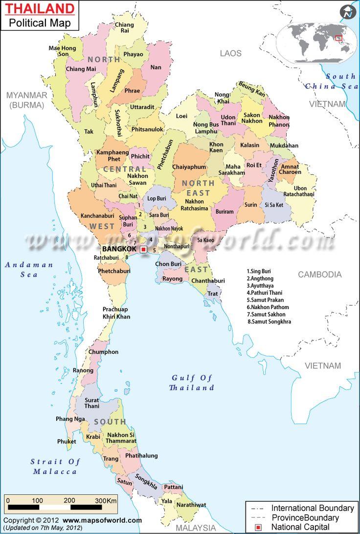rythme scolaire thailande