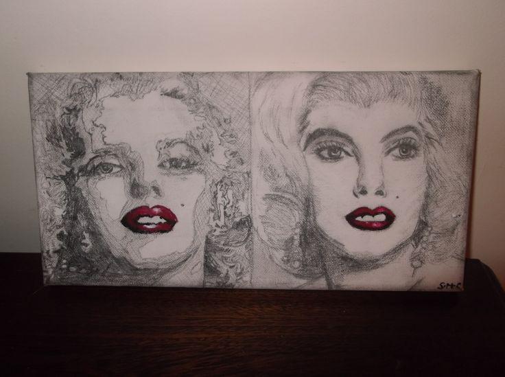 Monroe sketches.