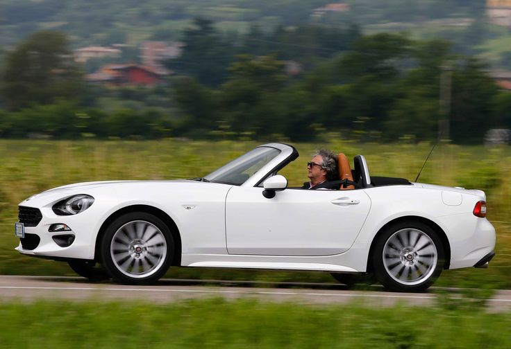 Test Drive FIAT 124 Spider & Abarth