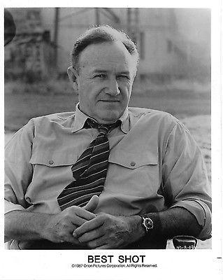 Gene Hackman Original 8x10 photo G8457