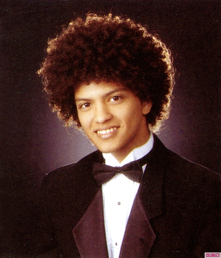 vma nominees and presenters before they were famous bruno