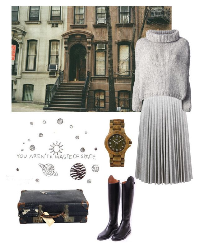 """Case"" by shevtsova-o ❤ liked on Polyvore featuring Gucci, J.W. Anderson, Jo No Fui and WeWood"