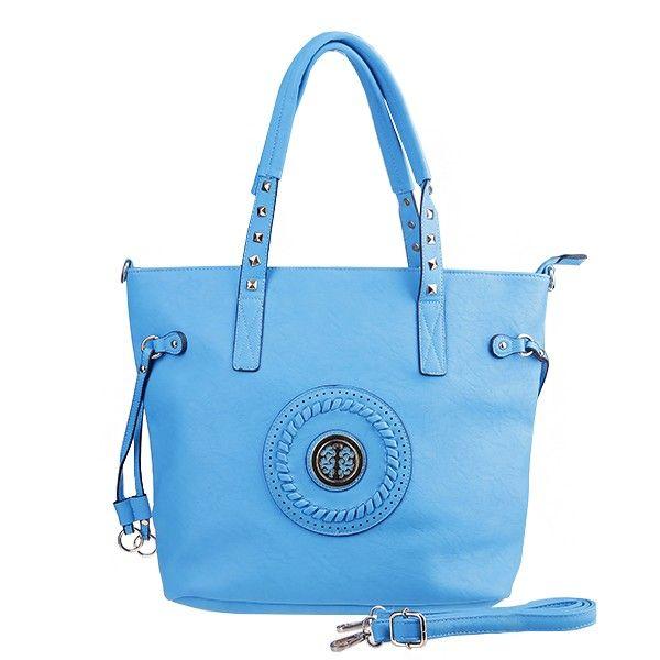 Geanta Ozana albastru VIZITATI : http://gentionline.net/categoria/genti-dama/genti-ieftine/