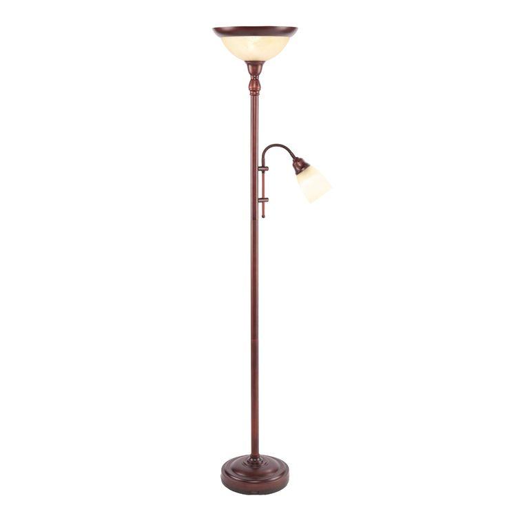 Copper Grove Barouk Floor Lamp Bronze Floor Lamp Torchiere Floor Lamp Floor Lamp