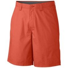Columbia Sportswear Washed Out Shorts (For Men) in Cinnabar - Closeouts