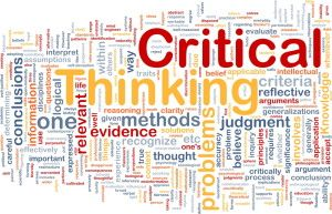 Why do Critical Thinking