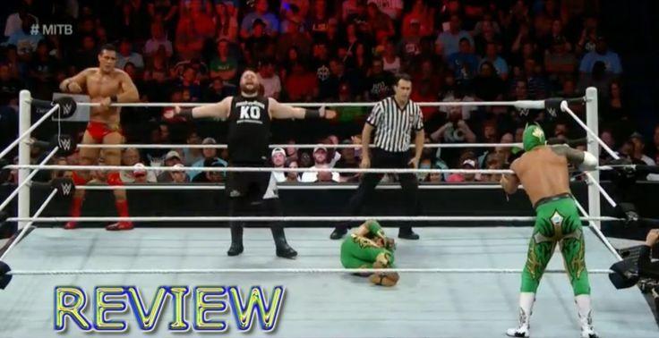 KEVIN OWENS & ALBERTO DEL RIO VS LUCHA DRAGONS WWE RAW 6/13/16 REVIEW RA...