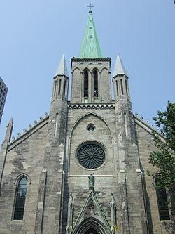 St. Patrick's Basilica, Montreal - Wikipedia, the free encyclopedia