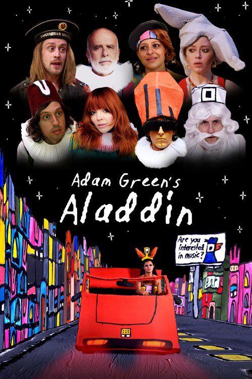 Watch Adam Green's Aladdin (2016) Full Movie Online Free