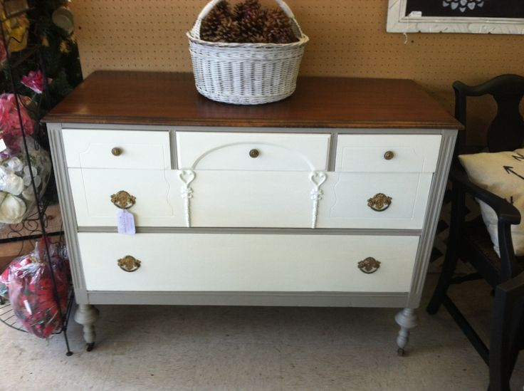 Finished In Waverly Mineral And Plaster Chalk Paint My