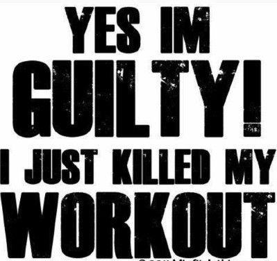 I sure did!  @Fitness Quotes