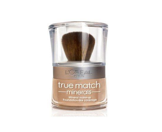 Bare minerals makeup match
