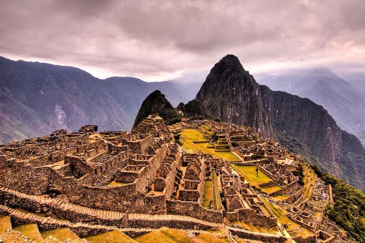 Machu Picchu, Peru. Check out more amazing destinations at http://glamshelf.com