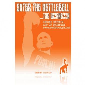 Art of Strength - Enter The Kettlebell Workbook Downloadable Workout