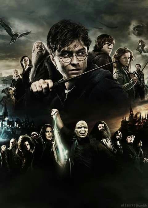 Batalla hogwarts