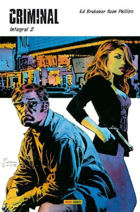Brubaker, Ed; Phillips, Sean: Criminal (Integral; 2). Panini Comics, 2014 ★★★★★