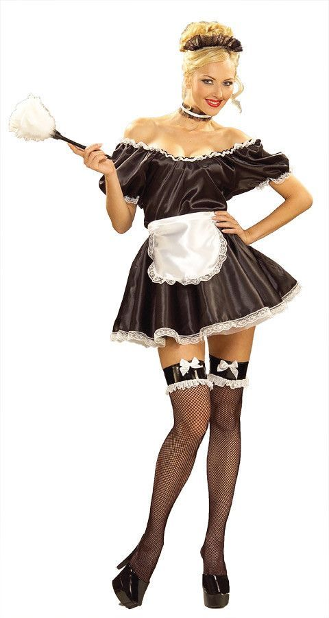 FIFI THE FRENCH MAID