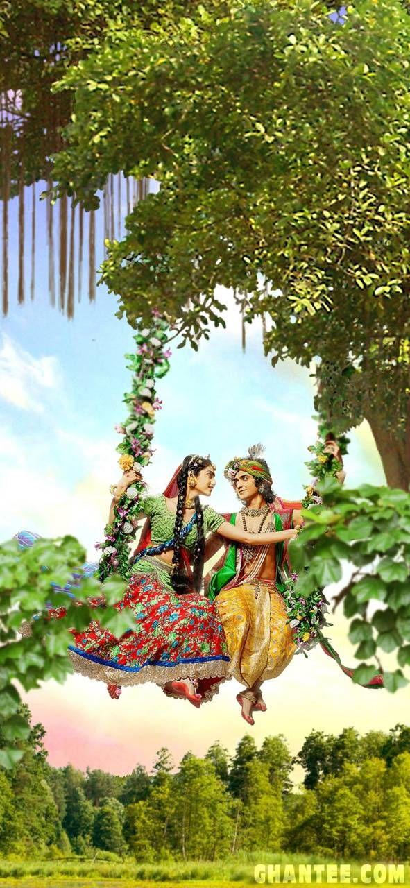 Pin On Marvel Radha krishna image hd wallpaper