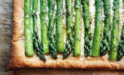 asparagus tart puff pastry - Bing Images