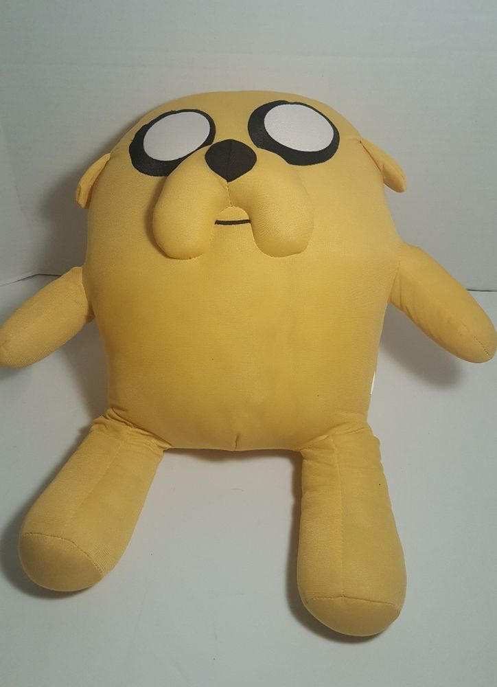 Adventure Time 20 inch Slamacows - Jake the Dog Cartoon Network talking Plush  #AdventureTime