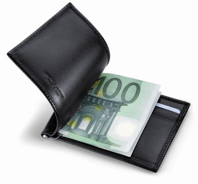 Giorgio fedon Black Wallet