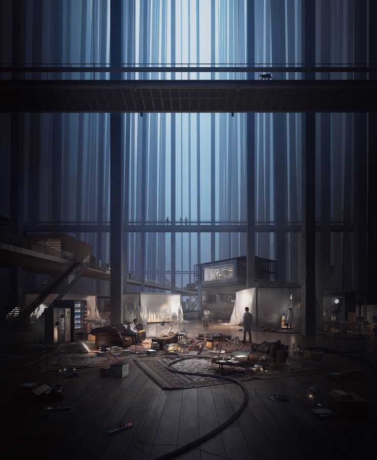 ArtStation - We found something, Thomas Dubois