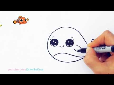 how to draw a narwhal youtube