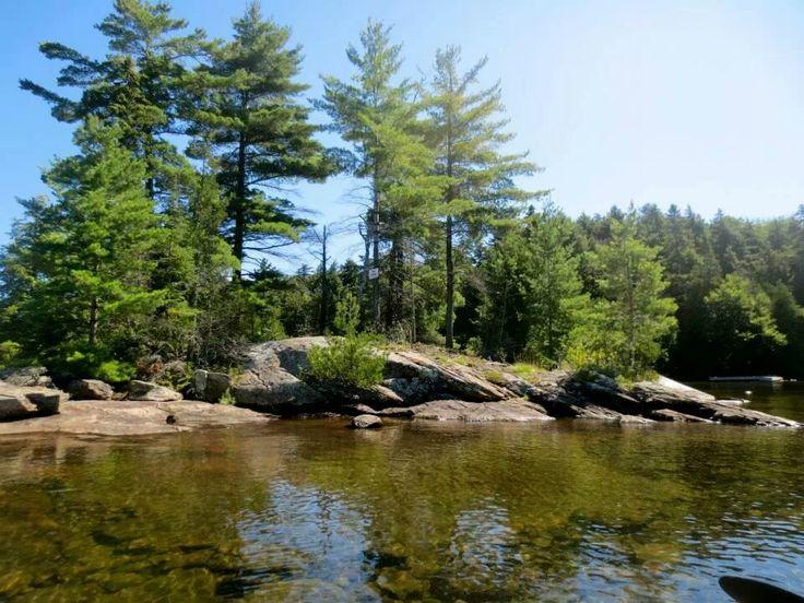 Muskoka Lakes Ontario Canada