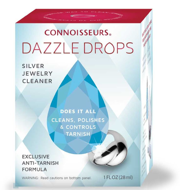 CONNOISSEURS JEWELRY CLEANERS, SONIC DAZZLE STIK AND DAZZLE DROPS, EARN GOOD HOUSEKEEPING SEAL