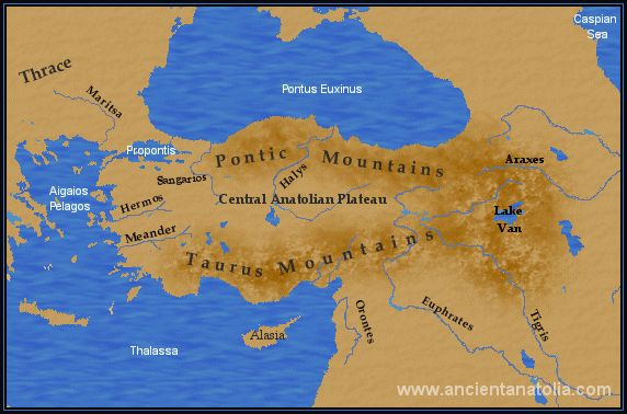 The Mediterranean Sea: Cradle of Civilization