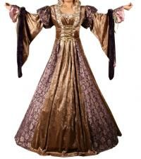 Deluxe Medieval Renaissance Costume Image