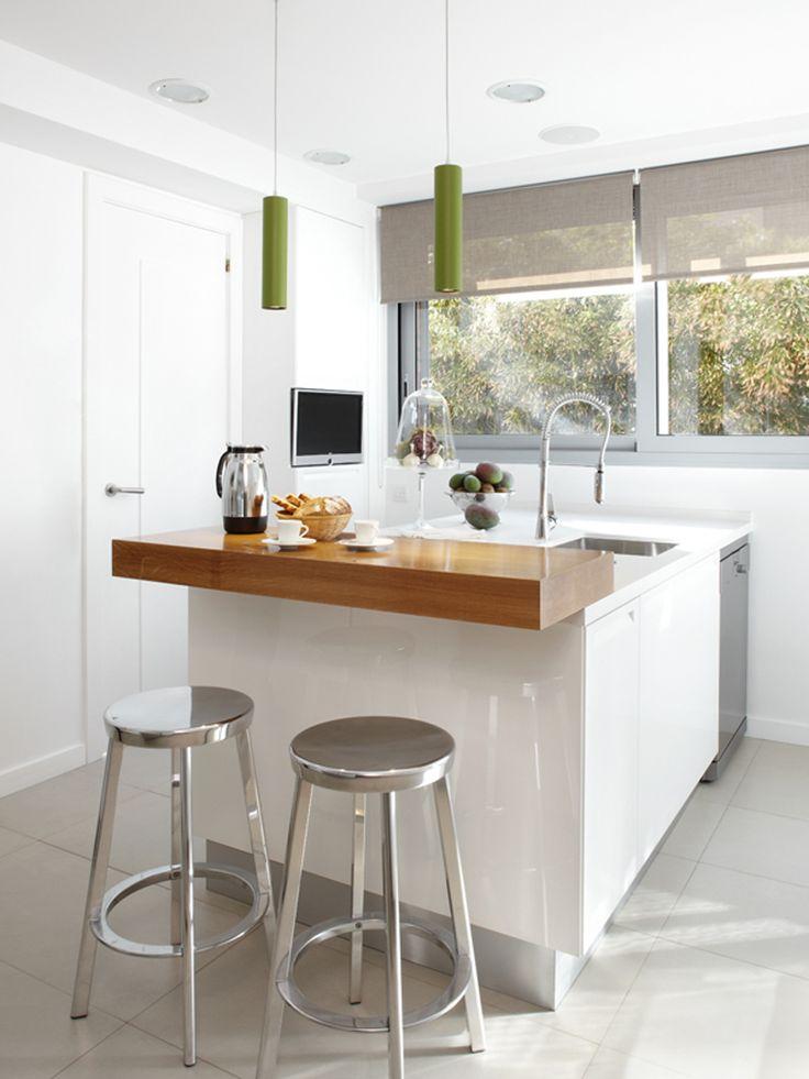 Molins interiors arquitectura interior interiorismo - Barras para cocinas ...