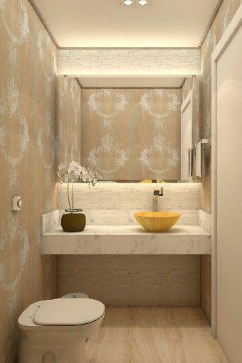 decoracao lavabo papel de parede : decoracao lavabo papel de parede:Papel de parede lavabo
