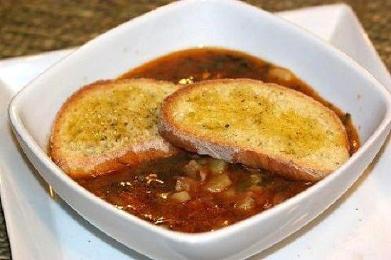 Se il freddo si fa sentire nulla di meglio di una #zuppa #rustica #ricca