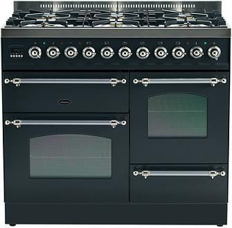 Britannia range cooker - the Classic XG twin oven range cooker