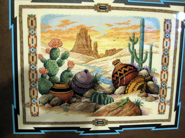 Dimensions kit, Charm of the Southwest, 2011