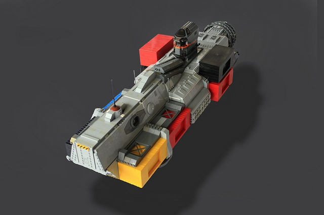 The Boundless. by Lego Junkie., via Flickr