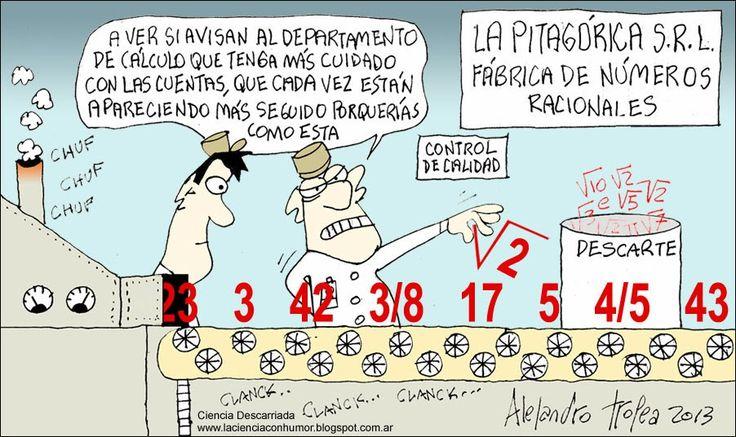 La fábrica de Números Racionales. | Matemolivares
