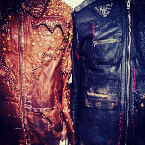 Custom Junker jackets made for Robert Rodriguez.