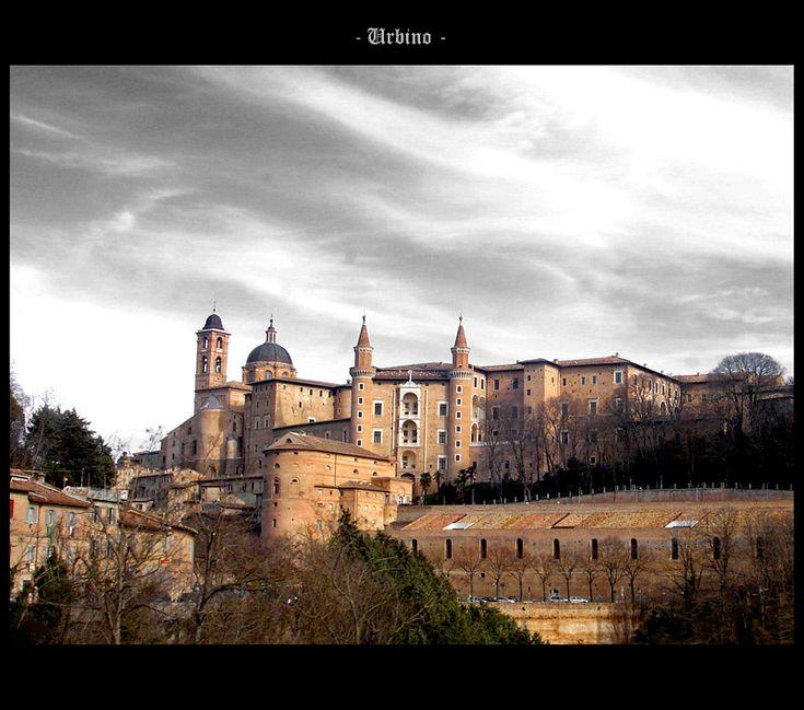 45 km from Cattolica - Urbino