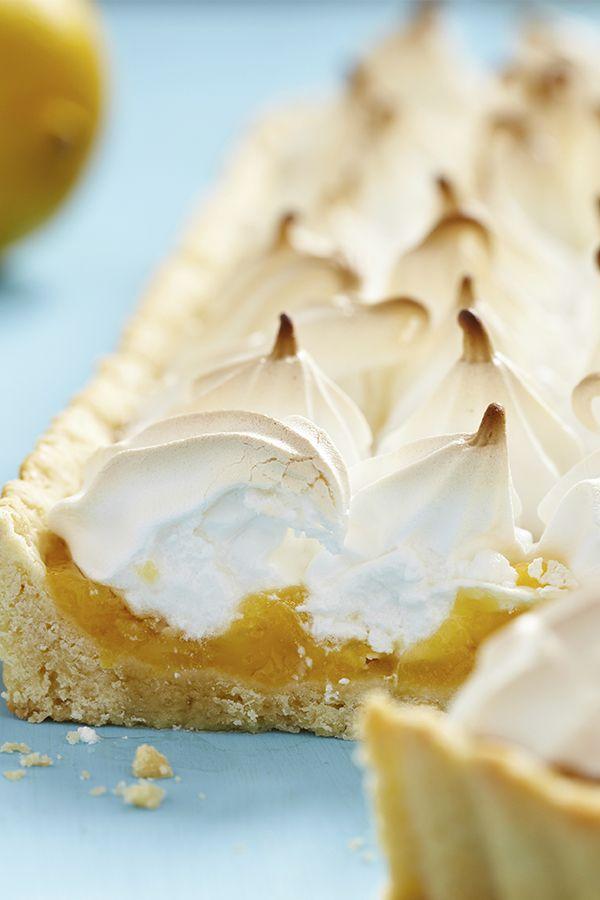 Decouvrez Notre Recette De Tarte Au Citron Meringuee Avec Alsa