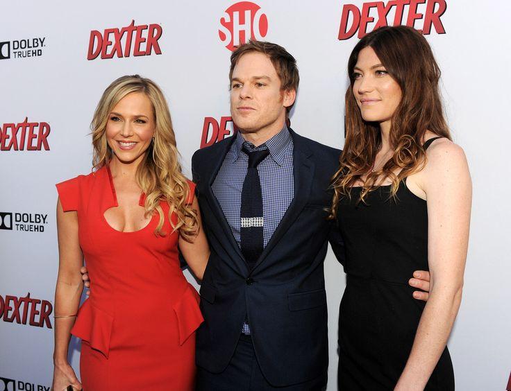Dexter TV Series - Characters | The Cast Attends Showtime's Dexter Season 8 Premiere Screening