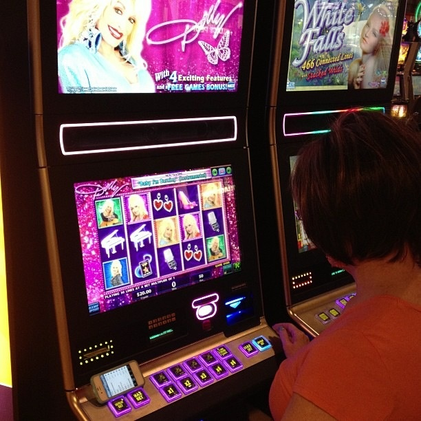 Las Vegas Slot Machines: 52 Best Casinos And Gambling! Images On Pinterest
