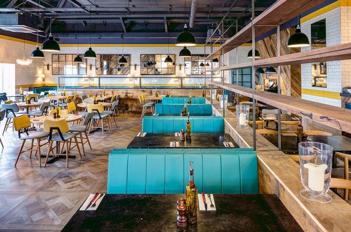 Wildwood restaurant by Brown Studio, Braintree – UK » Retail Design Blog