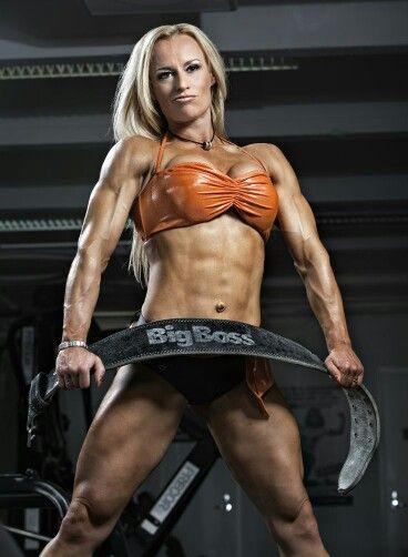 Marie Silmri  Fit Body  Bikini Fitness Models, Fitness -4204