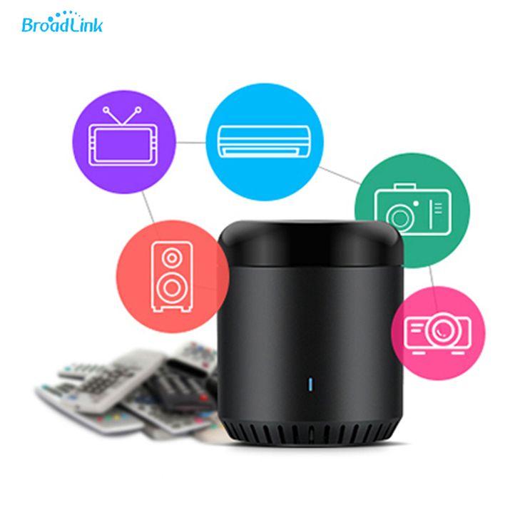 $25.99 (Buy here: https://alitems.com/g/1e8d114494ebda23ff8b16525dc3e8/?i=5&ulp=https%3A%2F%2Fwww.aliexpress.com%2Fitem%2FOriginal-Broadlink-RM-Mini3-New-Smart-Home-Automation-Universal-Intelligent-WiFi-IR-4G-Wireless-Remote-Controller%2F32639317059.html ) Broadlink Rm Black Bean Home Universal Intelligent Wifi Ir 4 G Wireless Remote Control Switch Phone Control for Smart Home 4g for just $25.99